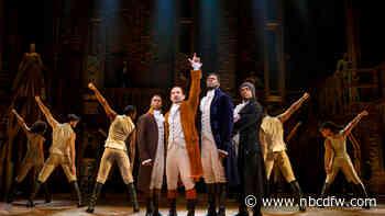 'Hamilton' Returns to Dallas as Part of Dallas Summer Musicals 2021-2022 Season - NBC 5 Dallas-Fort Worth