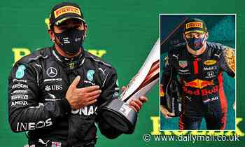 Max Verstappen is a BETTER driver than Lewis Hamilton, according to Red Bull boss Christian Horner - Daily Mail