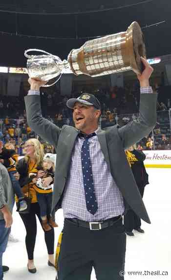 Staios: from Westdale to the Hamilton Bulldogs — The Silhouette - The Silhouette