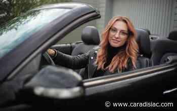 L'auto des voisins - A Gradignan en Gironde, Marlène passe ses week-ends en cabriolet Mercedes - Caradisiac.com
