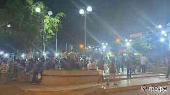 La Libertad: Cientos participan en procesión por patrono de Chepén en plena emergencia sanitaria - RPP Noticias