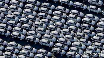Anteil von fast 40 Prozent: Autobauer immer abhängiger von China