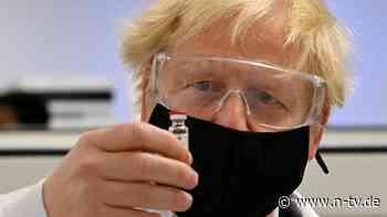 Britische Experten über Mutante: Johnson-Warnung sorgt für Fragezeichen
