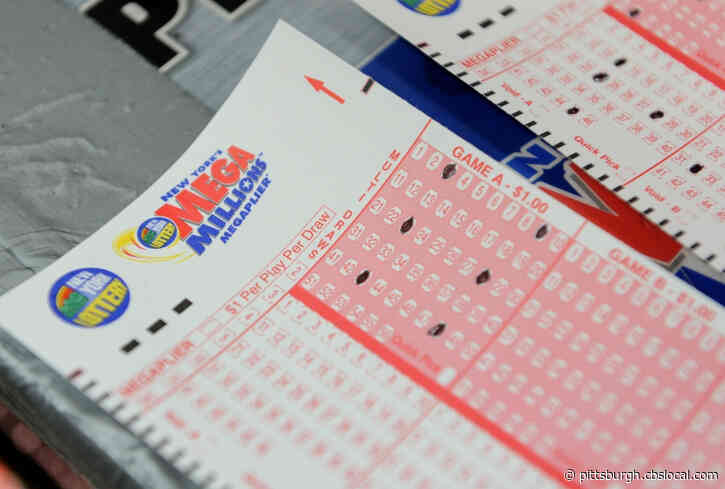 $1 Million Winning Mega Millions Ticket Sold In Pennsylvania