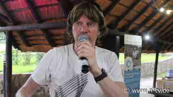 Für einen guten Zweck: Mickie Krause tanzt bei Konzert in Namibia
