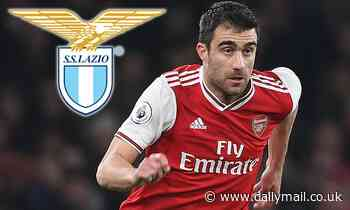 Sokratis 'close to joining Lazio on a free transfer' after agreeing to terminate Arsenal contract