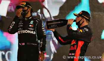 Lewis Hamilton told of 'disadvantage' against Max Verstappen amid Mercedes contract talks - Express