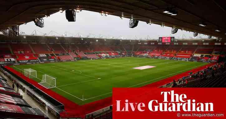 Southampton v Arsenal: FA Cup fourth round – live!