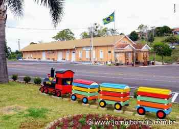 Estação: estrada de ferro foi o ponto de partida e chegada   Jornal Bom Dia - Jornal Bom Dia
