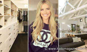 Christina Anstead's $4.1million monochrome mansion is unreal – see inside