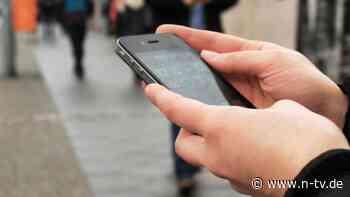 Kampf gegen Corona-Pandemie: Vodafone-Chef: Handydaten stärker nutzen
