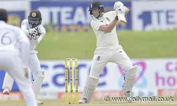 Joe Root passes 50 as the England captain leads the rebuild against Sri Lanka