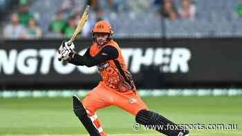 Red-hot Scorchers top of the Big Bash after shooting down Stars