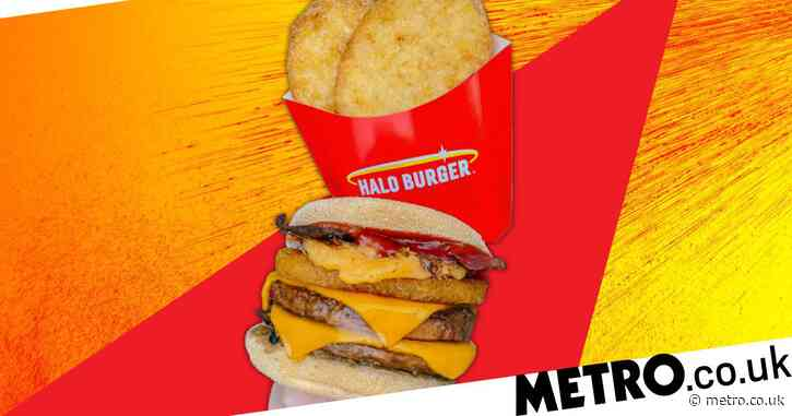 You can now get a vegan 'MockMuffin' breakfast burger that tastes just like McDonald's