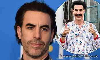 Sacha Baron Cohen made Borat 2 to show the 'dangers' of voting Donald Trump in for a second term