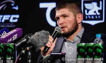 Khabib BACKS Conor McGregor but insists Dustin Poirier can pull-off shock in the later rounds