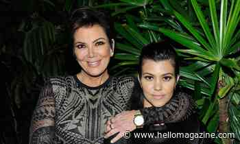 Kris Jenner is identical to daughter Kourtney Kardashian in filter-free family photo