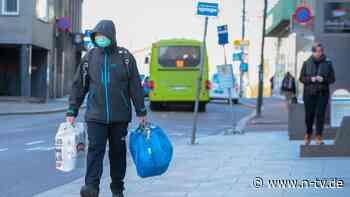 Mutation tötet Senioren: Oslo setzt auf harten Lockdown