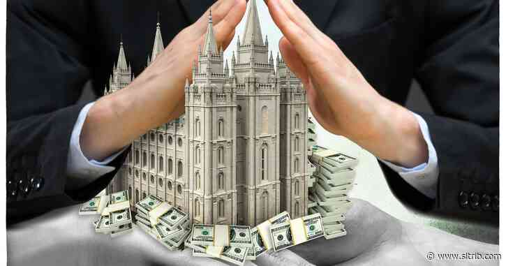 Letter: Death is upon us — now is the time to tap the LDS Church rainy day fund