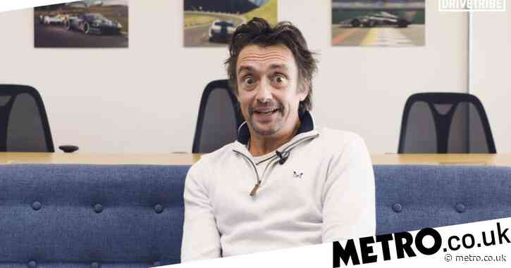 The Grand Tour's Richard Hammond reveals he 'humanely killed and ate' family's pet chicken