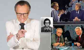 Larry King dies age 87 How poor Brooklyn kid became legendary TV host conducted 50,000 interviews