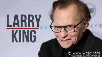 Legendary television host Larry King dead at 87