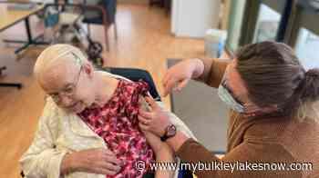 COVID-19 vaccine arrives in Vanderhoof and Fort St.James - My Bulkley Lakes Now