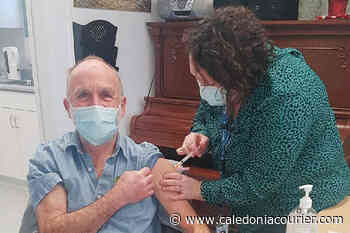 Fort St. James receives shipment of COVID-19 vaccine – Caledonia Courier - Caledonia Courier