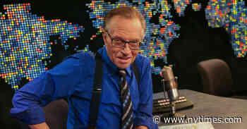 Larry King, Breezy Interviewer of the Famous and Infamous, Dies at 87