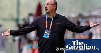 Rafael Benítez puts clubs on alert after leaving job in China