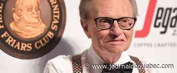 Le légendaire animateur Larry King est décédé