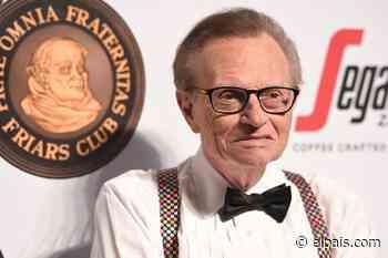 Muere a los 87 años el legendario presentador estadounidense Larry King - EL PAÍS