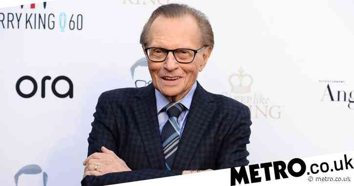 Larry King dies aged 87: Piers Morgan, Andy Cohen and more pay tribute to TV legend