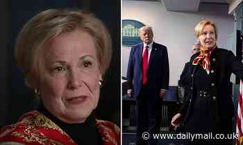 Dr. Deborah Birx claims she 'always' considered quitting Trump's White House coronavirus taskforce