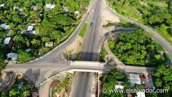 Gobierno construirá dos nuevos pasos a desnivel en San Juan Opico y Zacatecoluca - elsalvador.com