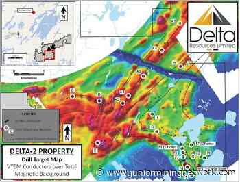 Delta Resources Releases Drilling Plan To Test Its VMS Targets in Chibougamau, Quebec - Junior Mining Network