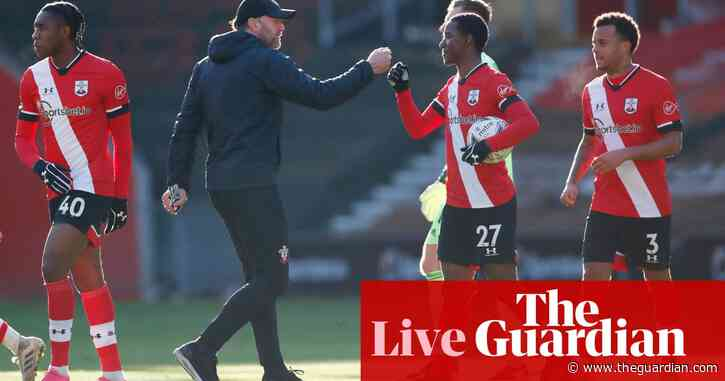 Southampton 1-0 Arsenal: FA Cup fourth round – as it happened