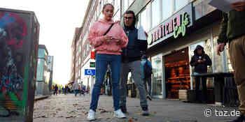 HEUTE: taz Werbefilm von Fatih Akin: Keine Angst vor Niemand - taz.de