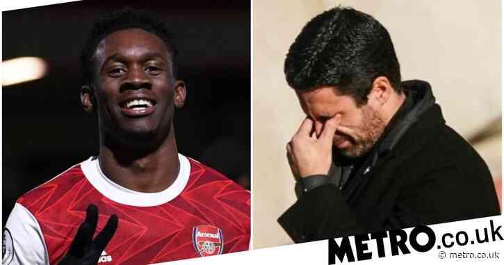 Folarin Balogun sends message to Mikel Arteta after Arsenal's FA Cup exit