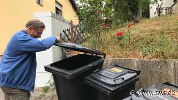 Steil, steiler, Bollendorf: Müllabfuhr kommt nicht mehr - SWR