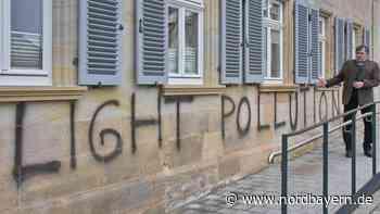Schmierereien an Pfarr- und Rathaus: Vandalismus in Langensendelbach sorgt für Unmut - Nordbayern.de