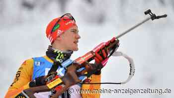 Biathlon jetzt im Liveticker: Deutsche Staffel kämpft ums Podest, Doll hat es in der Hand