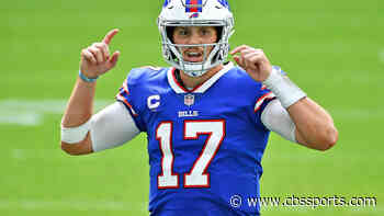 NFL picks, 2021 NFC, AFC Championship best bets, predictions, simulations, parlay from top model on 120-78 run
