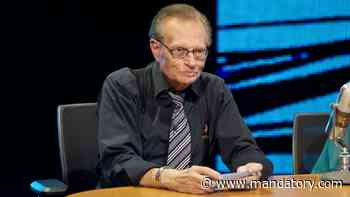 WWE Comments On The Passing Of Larry King At Age 87