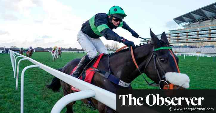 First Flow beats Politologue to claim emphatic win in Clarence House Chase