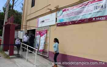 Amenazan con cerrar junta del INE en Ciudad Mante, Tamaulipas - El Sol de Tampico