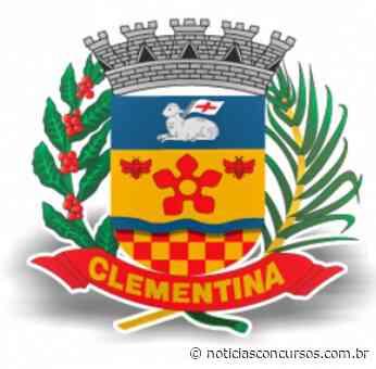Processo seletivo Prefeitura de Clementina SP 2021: Último dia de inscrição - Notícias Concursos