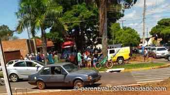 Região Homem atira na ex-mulher e na irmã dela em Terra Rica 03/01/2021 - ® Portal da Cidade | Paranavaí
