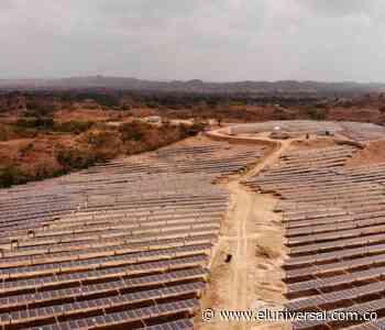 Instalan gran parque solar en Puerto Gaitán | EL UNIVERSAL - Cartagena - El Universal - Colombia