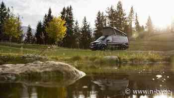 Boom lässt Sparte frohlocken: Mehr Reisemobile im V-Klasse-Format